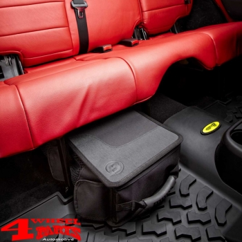 Underseat Organizer Bestop Black Diamond Wrangler JK year 07-18