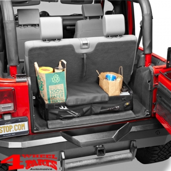 Rear Cargo Trunk Organizer Bestop Black Diamond 76 x 30 x 15cm