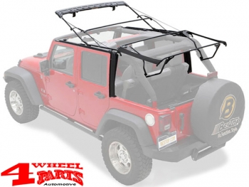 Bow Kit Factory Style Bestop Jeep Wrangler JK year 07-18 4-doors