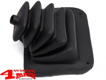 Shifter Boot for T4 + T5 + SR4 Manual Transmission CJ year 80-86