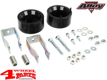Spacer Leveling Kit +38mm Front Axle Wrangler JL year 18-19
