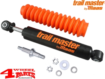 Steering Stabilizer Heavy Duty Trailmaster Jeep Wrangler YJ TJ year 87-06