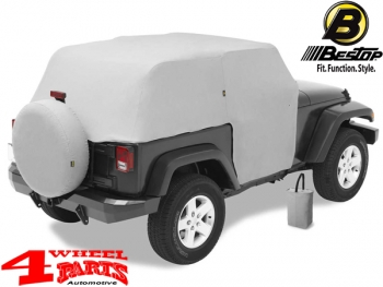 Trail Cover from Bestop Jeep Wrangler JK year 07-18 2-doors