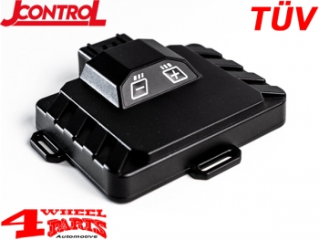 JcontroL Enginetuning with App Wrangler JL 18-20 2,0 T-GDI 270PS