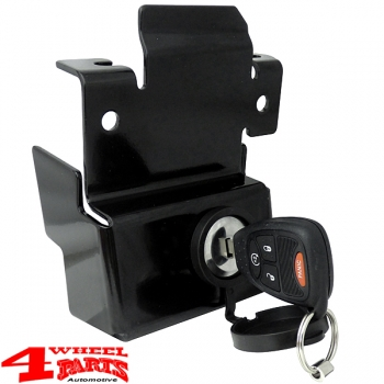 Hood Lock for original Jeep Key Wrangler JK year 07-15