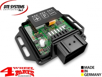 DTE Enginetuning PowerControl Wrangler JL 18-20 2,0 L T-GDI 270PS