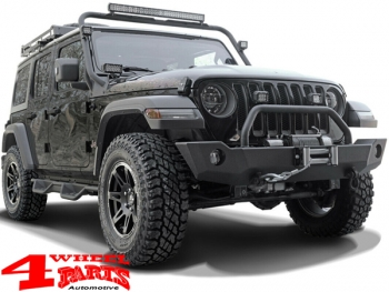 Side Tube Steps with Step textured Wrangler JL year 18-20 4-doors