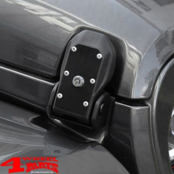 Hood Catch Set Locking Jeep Wrangler JL year 18-20