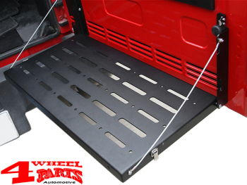 Drop Down Table on the Tailgate Jeep Wrangler JK year 07-18