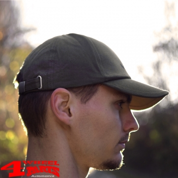 "Base Cap J8S mit Jeep Logo in ""Military Dark Grey"""