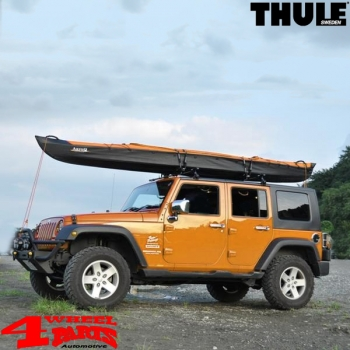 Overhead Roof Rack Bars Thule JK + JL year 07-20