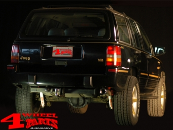 4 Wheel Parts Suspension System Lift Kit Comfort From Trailmaster