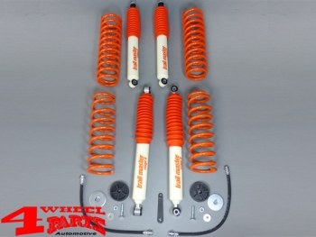Suspension System Lift Kit Trailmaster with TÜV +50mm Sport Jimny GJ year 10.18-