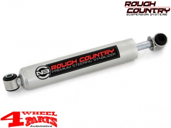 Steering Stabilizer Heavy Duty Rough Country Wrangler JL year 18-20
