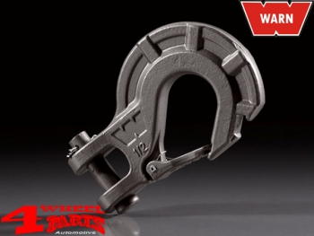 Epic Winch Hook ceramic coated WARN Premium 8165kg