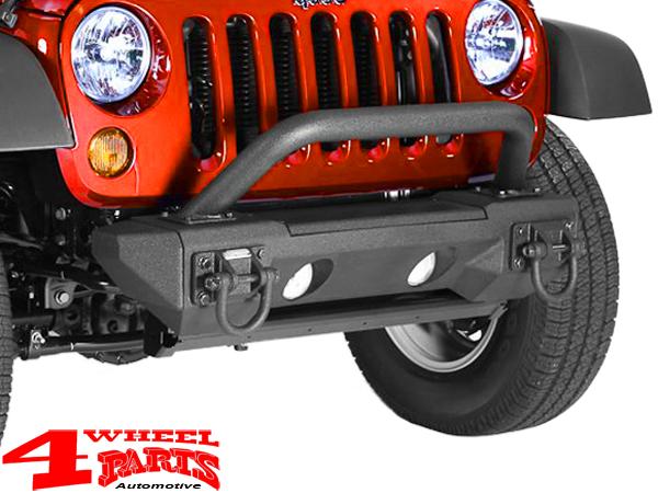 Rugged Ridge 11541.10 XHD Aluminum Front Bumper End