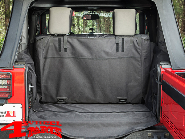 Cargo Cover C3 Without Side Subwoofer Jeep Wrangler Jk Year 07 18 2 Doors 4 Wheel Parts