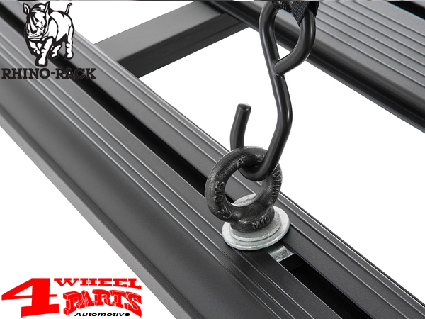 Rhino Rack REB Eye Bolt Pair Kit to Secure Load on Roof Rack Systems