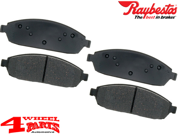 New Ceramic Front Brake Pad For Jeep Commander 06-10 Grand Cherokee 05-10