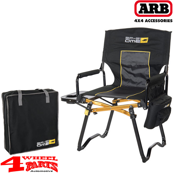 Camping Chair Compact Arb In Ome Colors With Padded Armrests