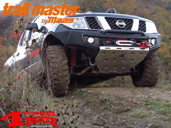 Trailmaster H/öherlegung Fahrwerk S09259
