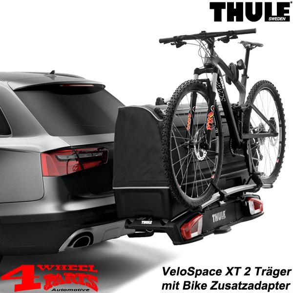 fahrradtr ger cargo box f r backspace xt2 xt3 tr ger f r anh ngerkupplung von thule jeep. Black Bedroom Furniture Sets. Home Design Ideas