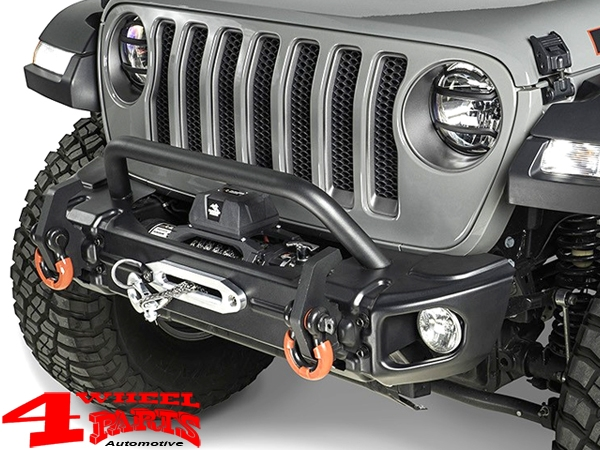 Frontbumper Arcus Over-Rider Guard Wrangler JL year 18-20