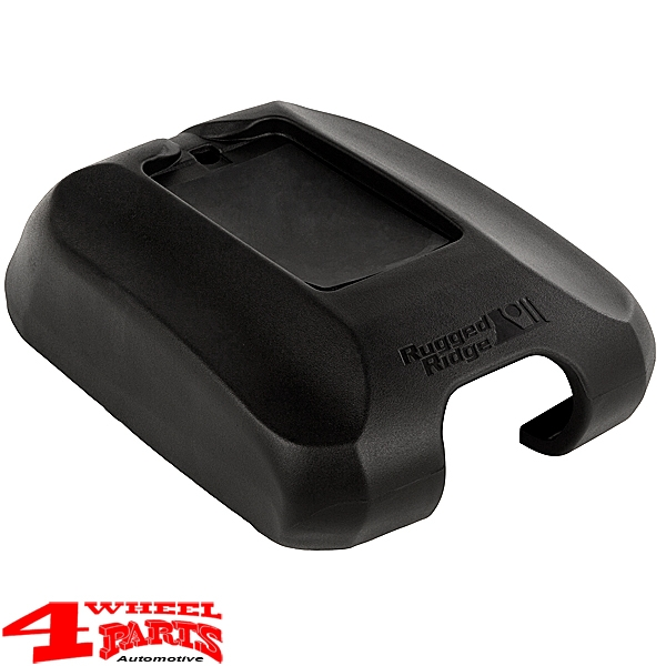 Arm Rest Pad Cover With Phone Holder Wrangler JK year 11-18
