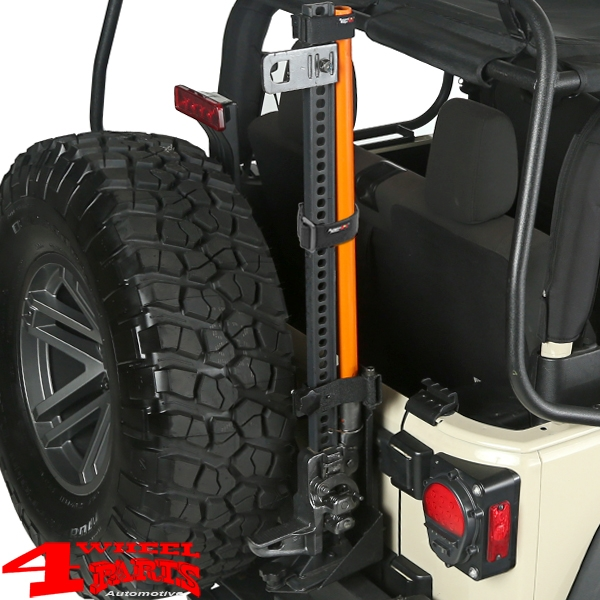 Hi-Lift oder Off Road Jack Halte-Band Wrangler Bj. 07-18
