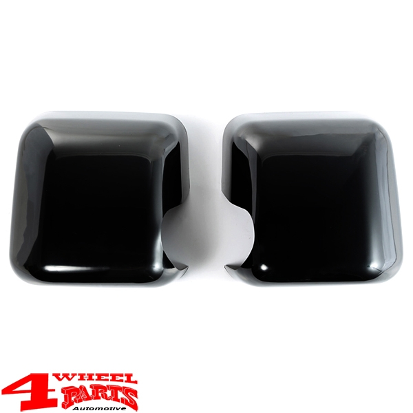 Mirror Cover Kit Paintable 2 pce. Wrangler JK year 07-18
