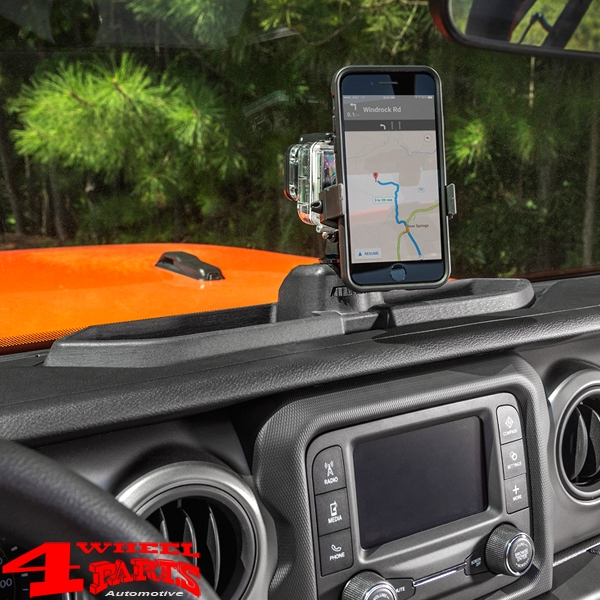 Dash Multi-Mount System incl. Handy Mount Kit Wrangler JL year 18-20