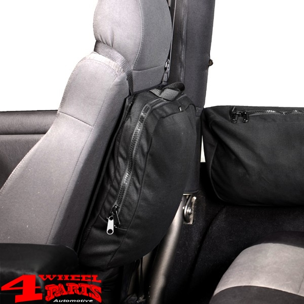 Seat Back Trail Bag (detachable) Jeep year 76-18