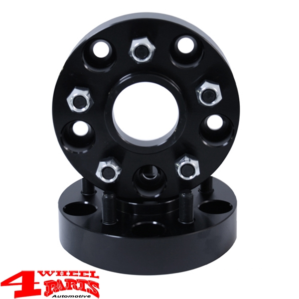 "Wheel Adapter 5 to 4,5"" 70mm 2 pce. Jeep Wrangler JK year 07-18"