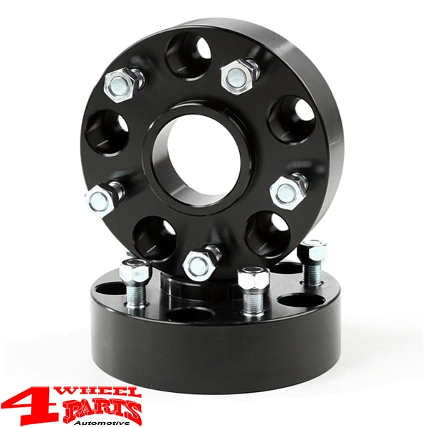 Wheel Spacer Kit 88mm 2 pce. Jeep Wrangler JK year 07-18