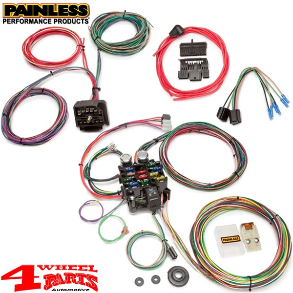 Jeep Cj Painless Wiring Harness from www.4-wheel-parts.de