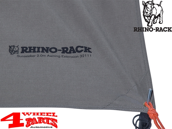 rhino rack erweiterungsteil f r sunseeker ii markise 2000mm 4 wheel parts. Black Bedroom Furniture Sets. Home Design Ideas