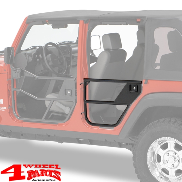 Element Doors Rear Matte Bestop Wrangler JK year 07-18 4-doors