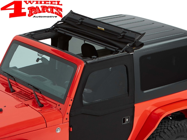 Sunshade Retractable Bestop Wrangler JK year 07-18 Hardtop Model