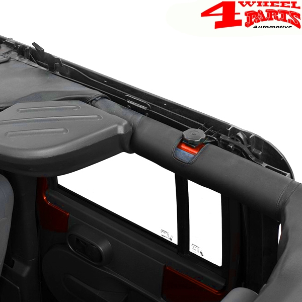 Verdeck Door Surround Kit Wrangler JK Bj. 07-18 4-Türer