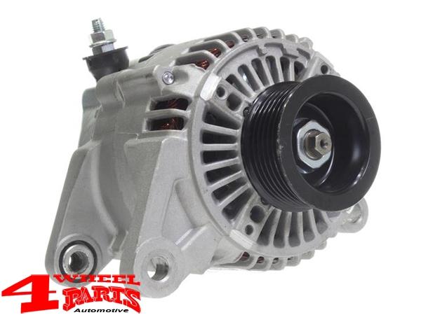 4 wheel parts lichtmaschine 117 amper jeep wrangler tj. Black Bedroom Furniture Sets. Home Design Ideas