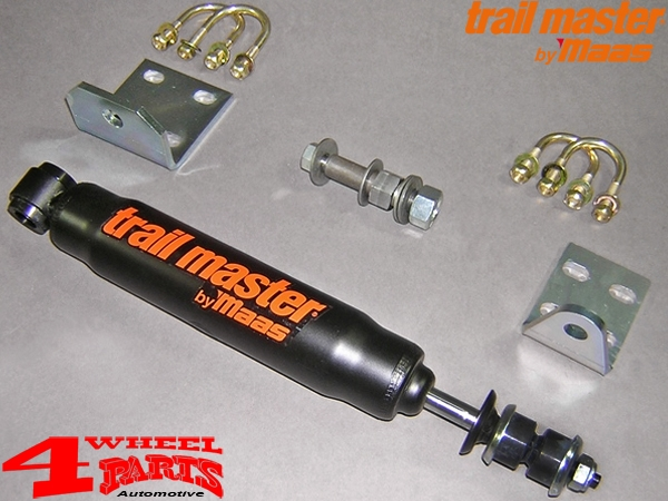 Steering Stabilizer Heavy Duty Jimny Typ 6 year 8.05-18 1,5 L Diesel