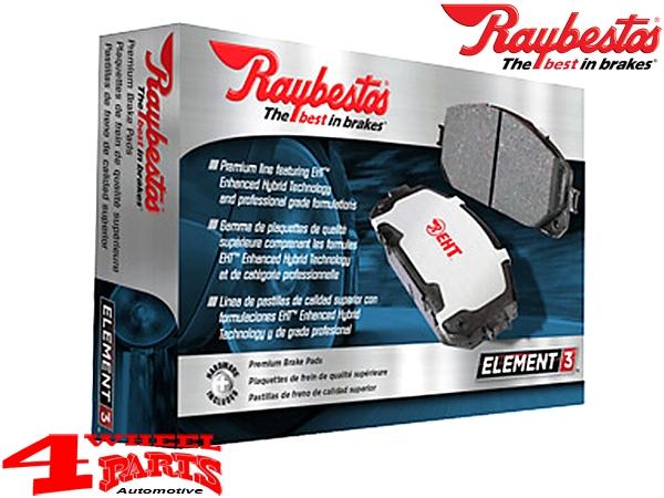 1 Pack Raybestos EHT1923H Brake Pad Set
