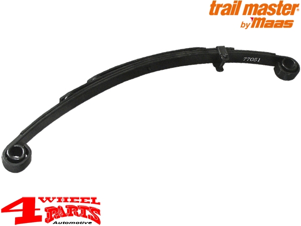 Leaf Spring Front from Trailmaster with +80mm Lift Suzuki Samurai SJ 410 SJ 413 year 1985- Gas Model Short Body