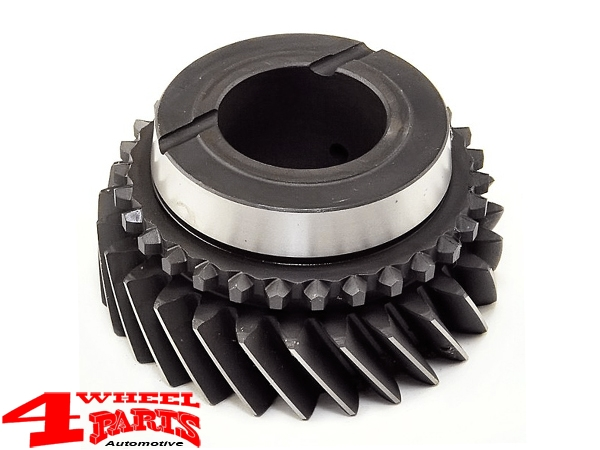 Gear 3rd Speed for T4 + T5 Manual Transmission CJ 82-86