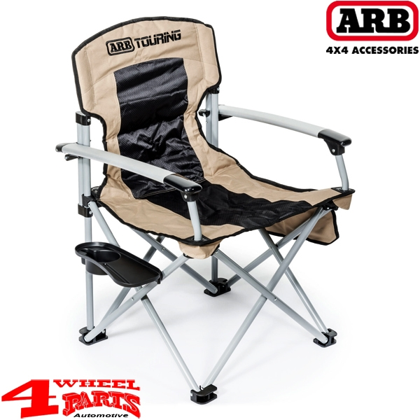 4 wheel parts arb camping stuhl mit festen armlehnen bis. Black Bedroom Furniture Sets. Home Design Ideas
