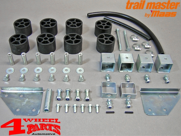 Body Lift Kit Trailmaster +50mm Vitara Bj. 89-98 mit TÜV