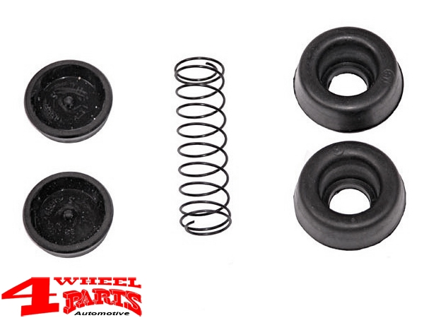 Ford GPW Rear Wheel brake cylinder repair kit A6133 3//4T Jeep Willys MB
