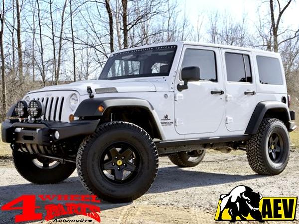 AEV ProCal Jeep Wrangler JK 07-18