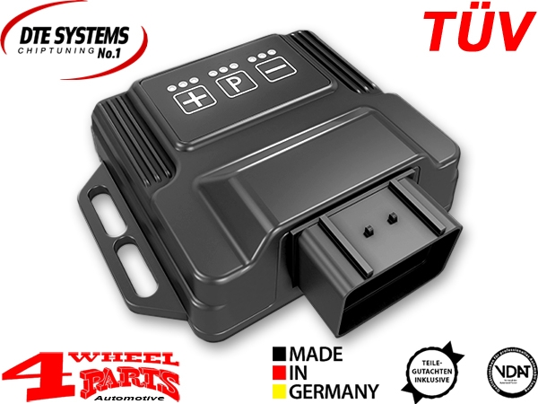 DTE Enginetuning PowerControl Wrangler JK year 07-11 2,8 L CRD