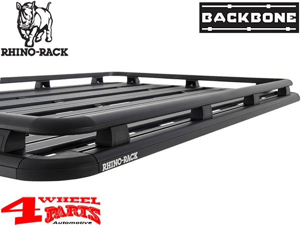 Overhead Rhino Rack Pioneer Platform Full Rail Kit JK JL year 07-20 4-doors